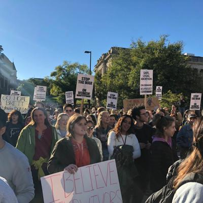 Cover art for Madison Protests Kavanaugh Nomination