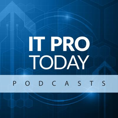 Cover art for IT Pro PODCAST Episode 6 - Interview with Rick Claus from Microsoft Cloud Ops Advocate Team