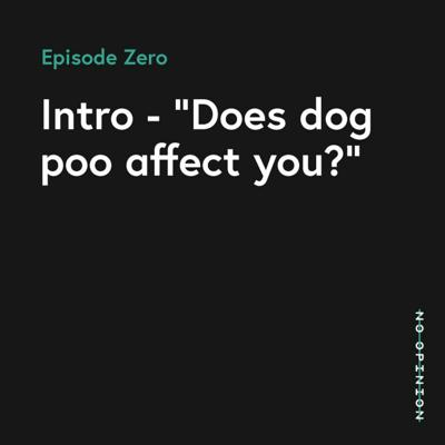 Cover art for Intro - 'Does dog poo affect you?'