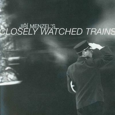 Cover art for Closely Watched Trains (1967)