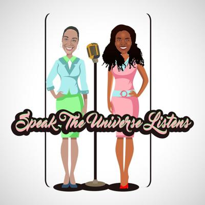 Cover art for Speak The Universe Listens Episode 43 ( Rising Above Abuse)