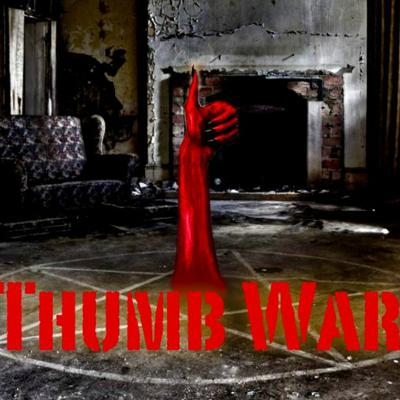 Cover art for Thumb War Trailer Presented by Podcrass Podcast