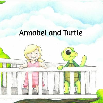 Cover art for EP 2: Annabel and Turtle go in a Running Race