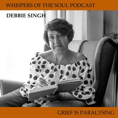 Cover art for WHISPERS OF THE SOUL - GRIEF IS PARALYSING
