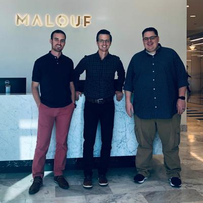Cover art for Ep. 88: Malouf's Earliest Employees with Mike Douglas