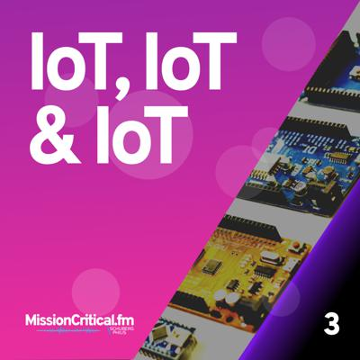 Cover art for Ep 3. IoT, IoT & IoT