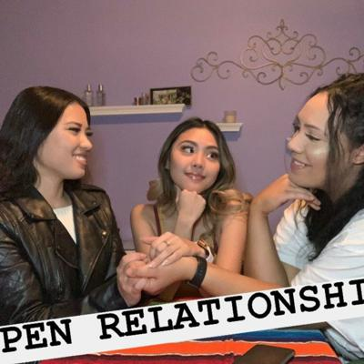 Cover art for EP. 2 SHOULD WE BE IN AN OPEN RELATIONSHIP??