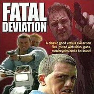 Cover art for 036- Fatal Deviation (Guest : Malachy Mckeever)