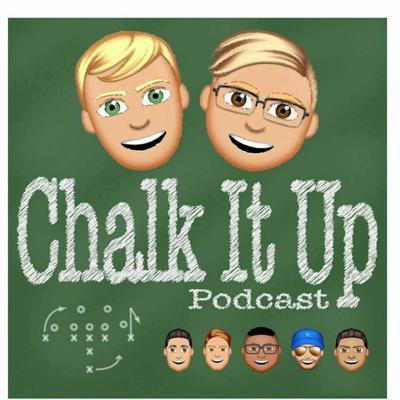 Cover art for Chalk It Up Episode 23