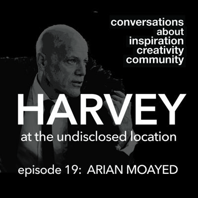 Cover art for Arian Moayed - episode 19