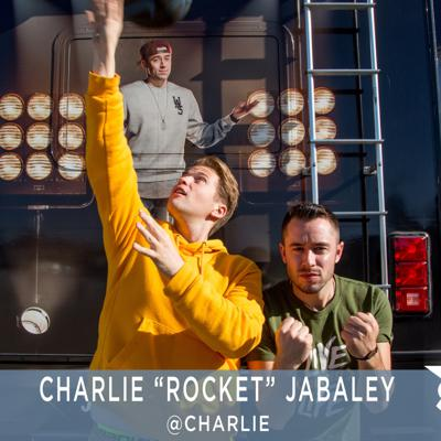 Cover art for Think Like a STAR with Charlie Rocket!