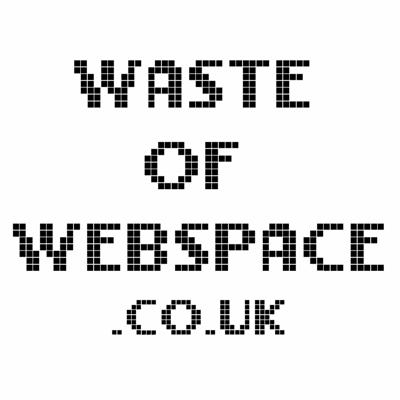 Waste of Web Space Sheffield
