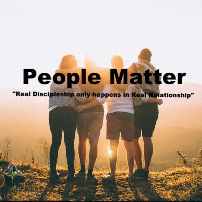 Cover art for People Matter - Church As Family