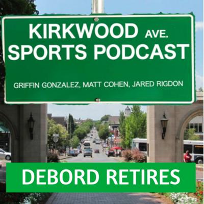 Cover art for Special: Debord Retires