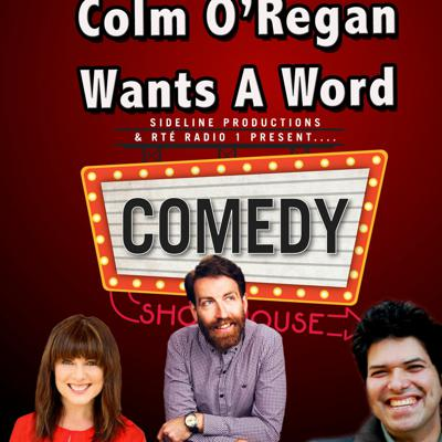 Cover art for Colm O'Regan Wants A Word: Weather