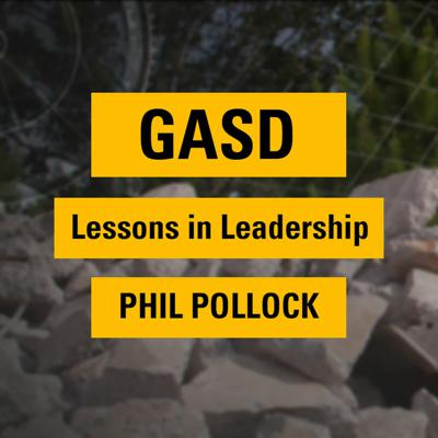 Cover art for Phil Pollock, GASD Global Manager for Construction Industries Aftermarket Solutions