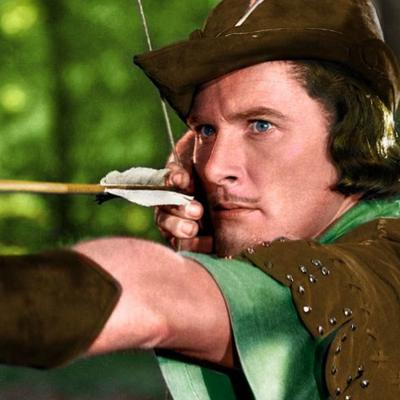 Cover art for 2. The Adventures of Robin Hood, The Italian Job, Gulliver's Travels (1939), Master and Commander