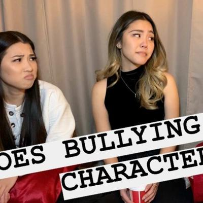 Cover art for EP. 5 DOES BULLYING BUILD CHARACTER?