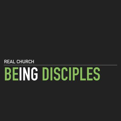 Cover art for Being Disciples - Brian Curee