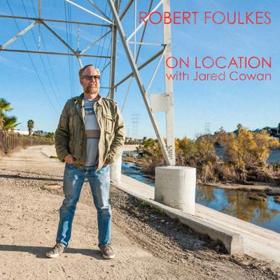 Cover art for Ep. 7: Robert Foulkes at the Bowtie Project from