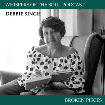 Cover art for WHISPERS OF THE SOUL - BROKEN PIECES