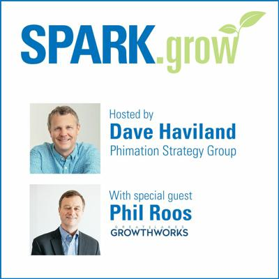 Cover art for SPARK.grow Podcast Episode 4: Great Lakes GrowthWorks