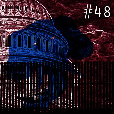 Cover art for Episode 48: Why is the US Government Shut Down?