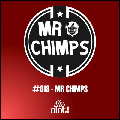 Cover art for #018 - Mr Chimps