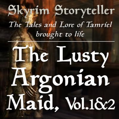 Cover art for The Lusty Argonian Maid Vol. 1 & 2