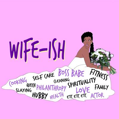 Cover art for IMMA WIFE !