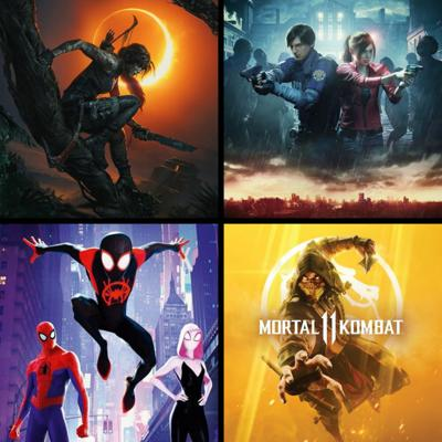 Cover art for Threadcast EP 38 - Reviewing Resident Evil 2, Tomb Raider, Into the Spider-verse, Mortal Kombat 11