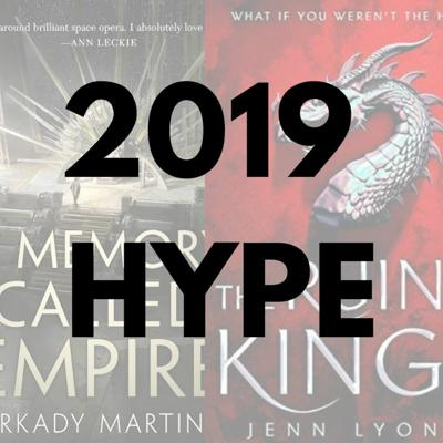 Cover art for Hype for 2019 (Feat. Lulu Kadhim)