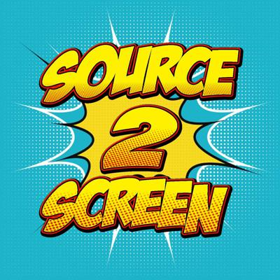 Cover art for Source2Screen Podcast - Batman Needs To Go To The Hospital