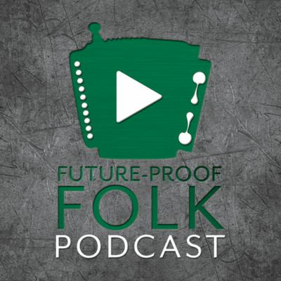 Cover art for Episode 2: Tom Besford and English Folk Expo