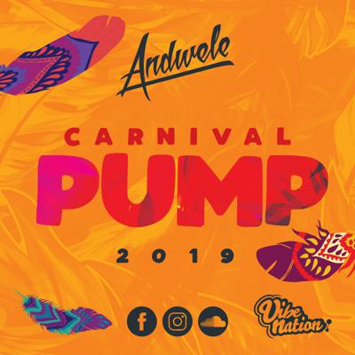 Cover art for Carnival PUMP 2019