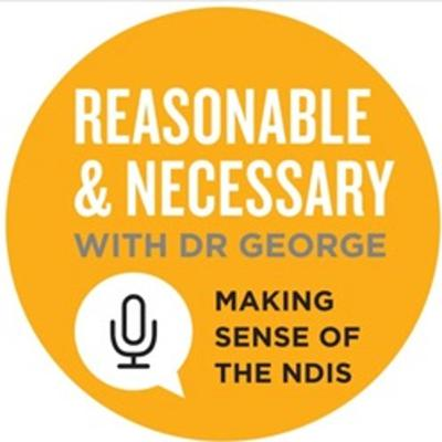 Cover art for Reasonable & Necessary with Dr George - Series 3, Episode 2