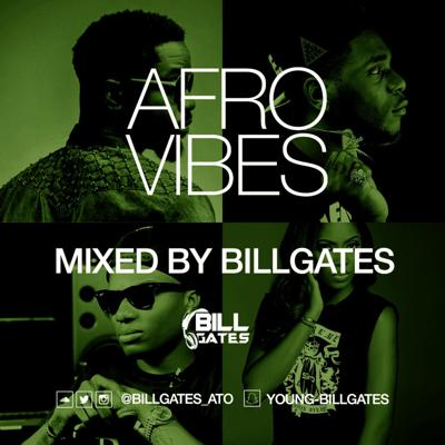 Cover art for AFRO VIBES VOLUME 10 The Finale Mixed By Billgates