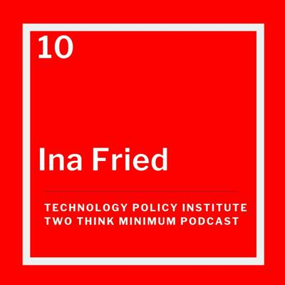 Ina Fried, Axios, and Tech Journalism Today