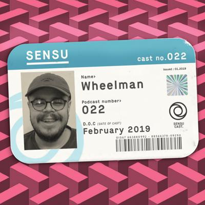 Cover art for SensuCast / 022 / Wheelman
