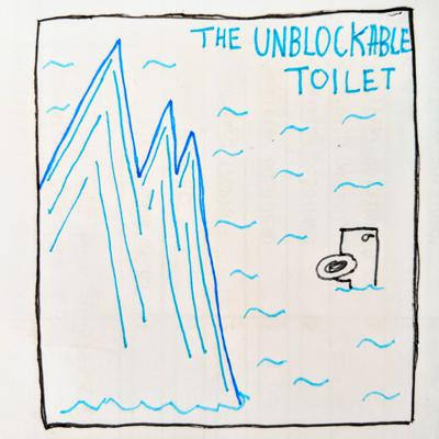 Cover art for The Unblockable Toilet