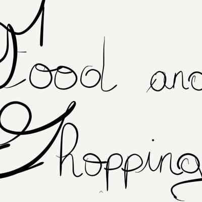 Cover art for Foods and Shopping