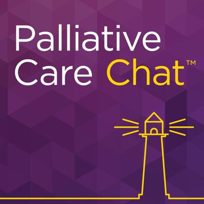 Cover art for Episode 23 - Past, Present and Future Opportunities in Palliative Care Research