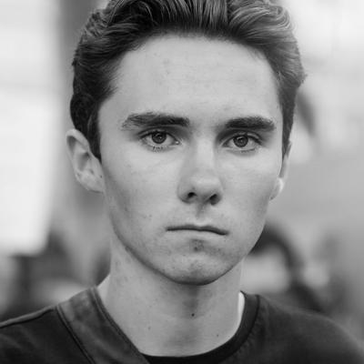Cover art for David Hogg - Putting the USA Over the NRA - 03/19/19