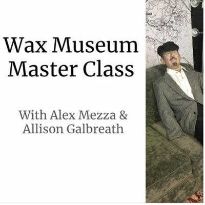 Cover art for Wax Museum Master Class Finale