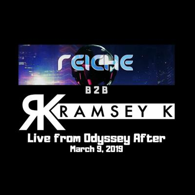 Cover art for Ramsey K & Reiche LIVE from Odyssey After in Atlanta