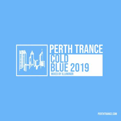Cover art for Perth Trance - Cold Blue 2019 (Mixed by Illuminor)
