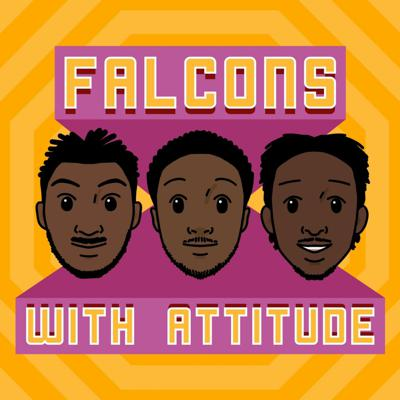 Cover art for Falcons With Attitude Ep 1 - Is The Mic On?