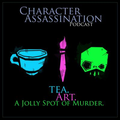 Cover art for Character Assassination Podcast - Episode 2 - Dan Berry