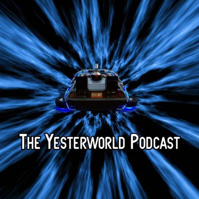 Cover art for The Yesterworld Podcast #019 - Talkin' Abandoned Animatronics, Lost footage & More!