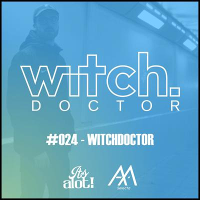 Cover art for #024 - Witchdoctor